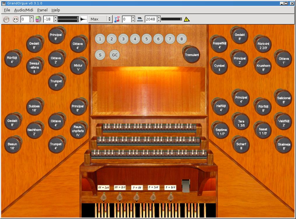 the church musician software