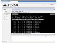 Virtual machine: VNC console