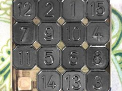 The famous and popular 15 Puzzle
