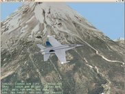 Version 3 (F-18 Hornet, Mt. Hood, Oregon)