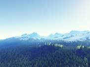 Atmospheric scattering shader by tobspr, based on work by Eric Bruneton.