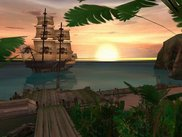 Disney's Pirates of the Caribbean Online.