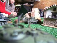 Panzer Combat II v3.x played with a webcam.