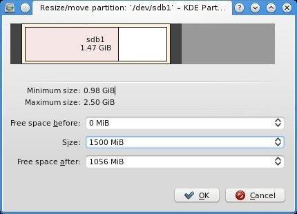 KDE Partition Manager download | SourceForge net