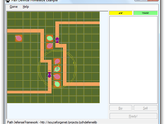 Screenshot of the Example Game