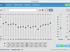PC Equalizer - GUI download | SourceForge net