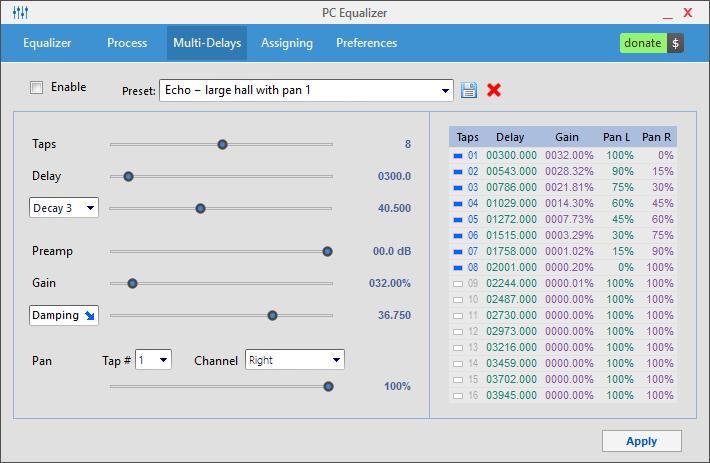 PC Equalizer - GUI download | SourceForge net