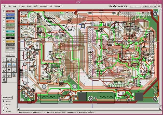 An open-source hardware ex&le & Printed Circuit Board Layout Tool download | SourceForge.net