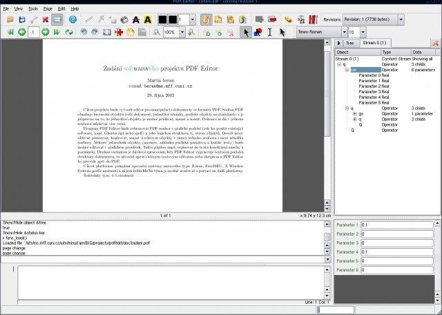 free pdf file editing software