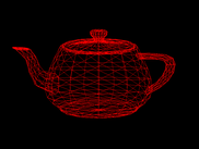 "The legendary teapot imported by the new ""limited"" Wavefront importer!"