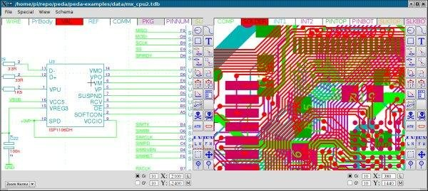 Fine Circuit Cad Software Images - Schematic Diagram Series Circuit ...