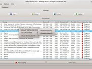 PeerGuardian Linux 2.2.1 - Control View
