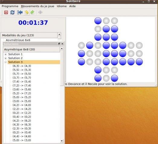 Peg Solitaire download | SourceForge net