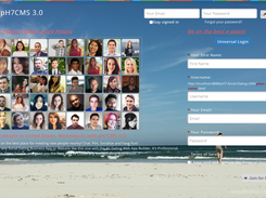 PHP Social Dating Open Source Builder Software