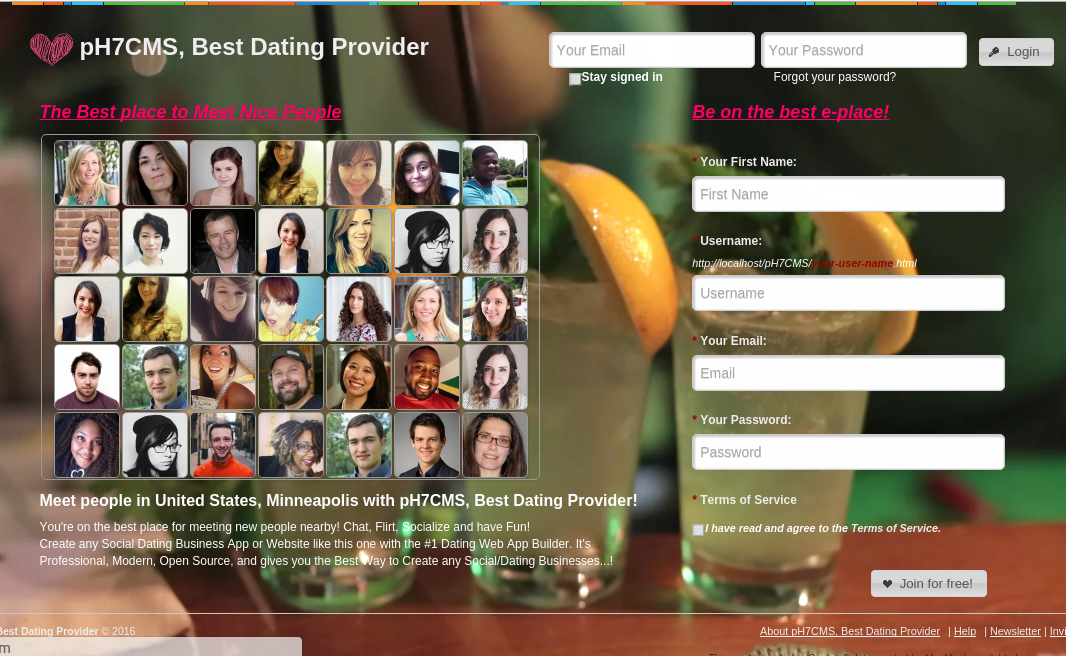 Create The Next KILLER Social Dating Business