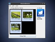 PhotoSlimmer on Debian 6 lxde