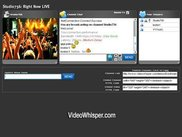 PHP Webcam Live Streaming