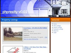 Listings Page