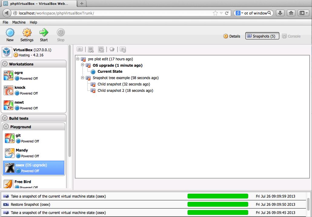 phpVirtualBox download | SourceForge net