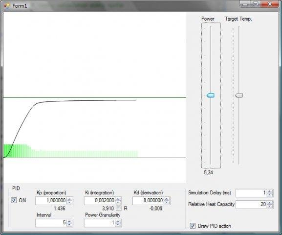 PID Simulator download | SourceForge net
