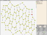 A directed graph
