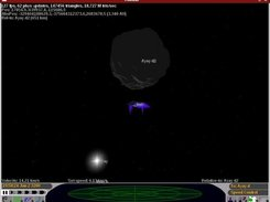 A big asteroid, using the new planet terrain code