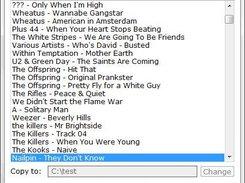 Playlist Extractor download   SourceForge net