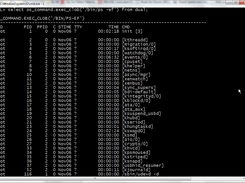 Oracle PL/SQL executing OS Commands download | SourceForge net