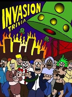 PocketFrog-powered game: Invasion: Trivia!