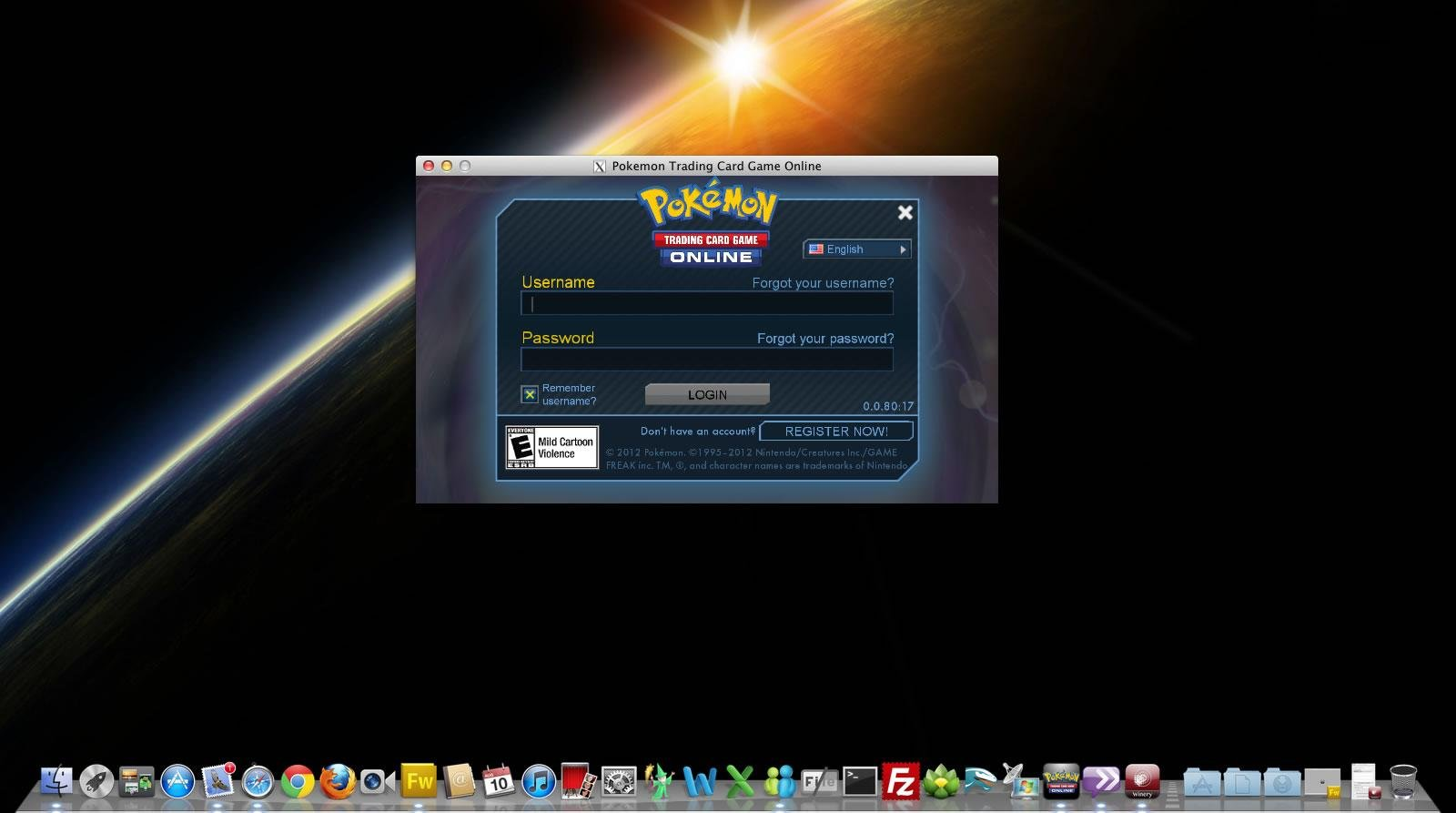 pokemon trading card game online mac download sourceforge net