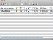 Data viewer on Mac OS X