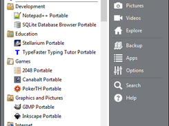 Portableapps download sourceforge search and organize apps fandeluxe Images