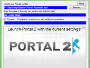 The Portal 2 Map Launcher by Digaly