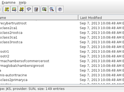 Portecle download | SourceForge net