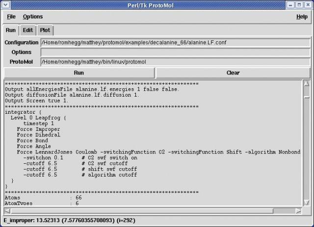 ProtoMol- Molecular Dynamics Simulation download