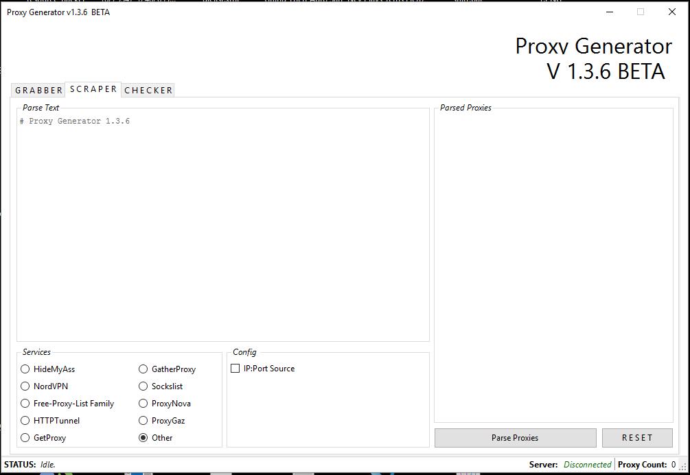 ProxyGenerator download | SourceForge net