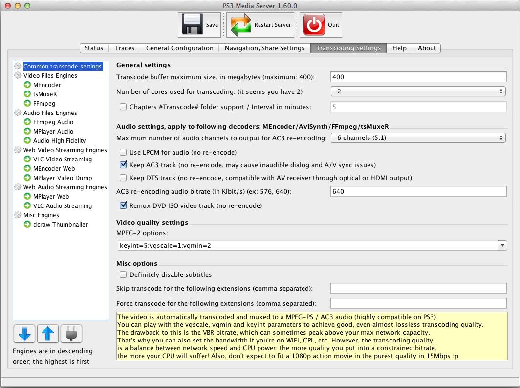 PS3 Media Server download | SourceForge net