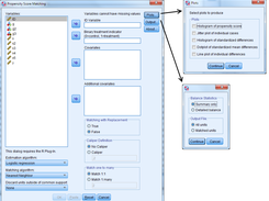 PS Matching in SPSS download | SourceForge net