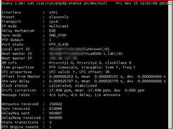 ptpd 2.3.0-rc2: watching status output