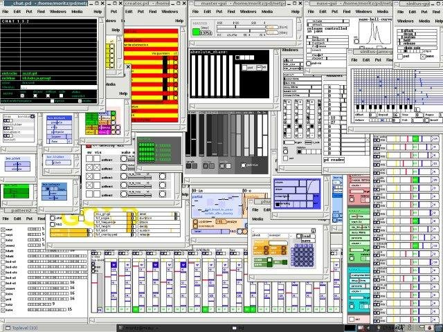 Pure Data Computer Music System Download Sourceforge Net