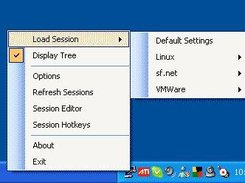 PuTTY Session Manager download | SourceForge net