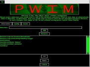PWIM ver. 0.04 - Graphical Configure