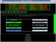 PWIM ver. 0.06 - Graphical Configure - [Image not to scale]