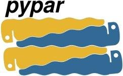 The pypar logo