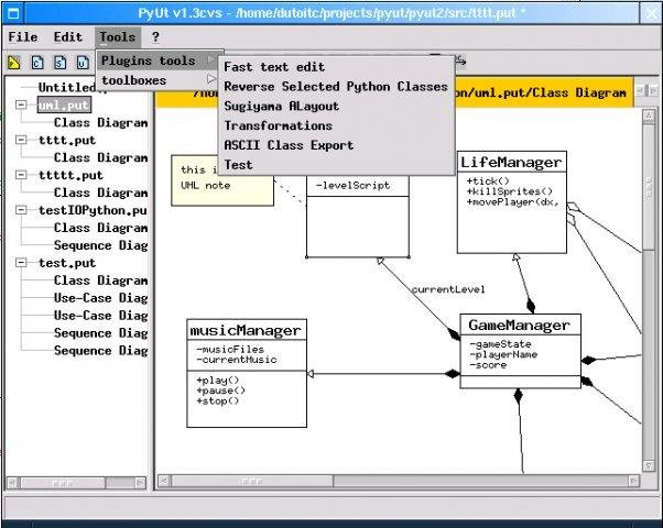 Python UML Tool download | SourceForge.net