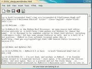 PyWord 4.0 (Final) on Slackware Linux 10.0