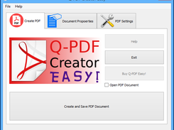 Pdf Writer Able From Sourceforge