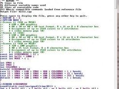 QBasic to C++ translator download | SourceForge net