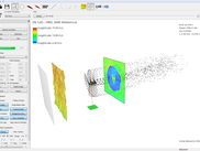 Nonlinear Lifting Line Simulations