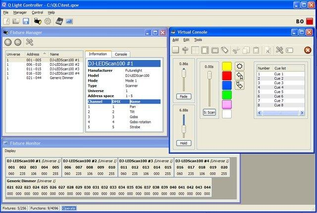 Q Light Controller screenshot